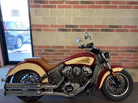 2020 Indian Scout® ABS in Muskego, Wisconsin - Photo 1
