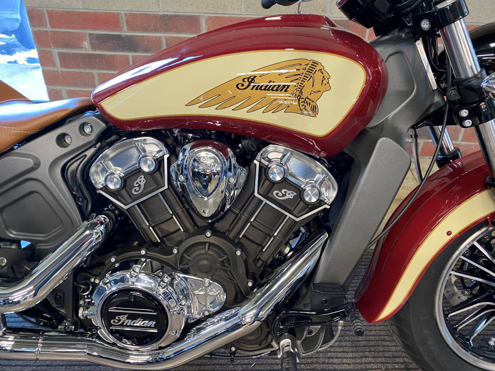 2020 Indian Scout® ABS in Muskego, Wisconsin - Photo 5