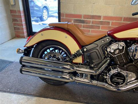 2020 Indian Scout® ABS in Muskego, Wisconsin - Photo 7