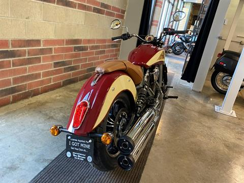 2020 Indian Scout® ABS in Muskego, Wisconsin - Photo 8