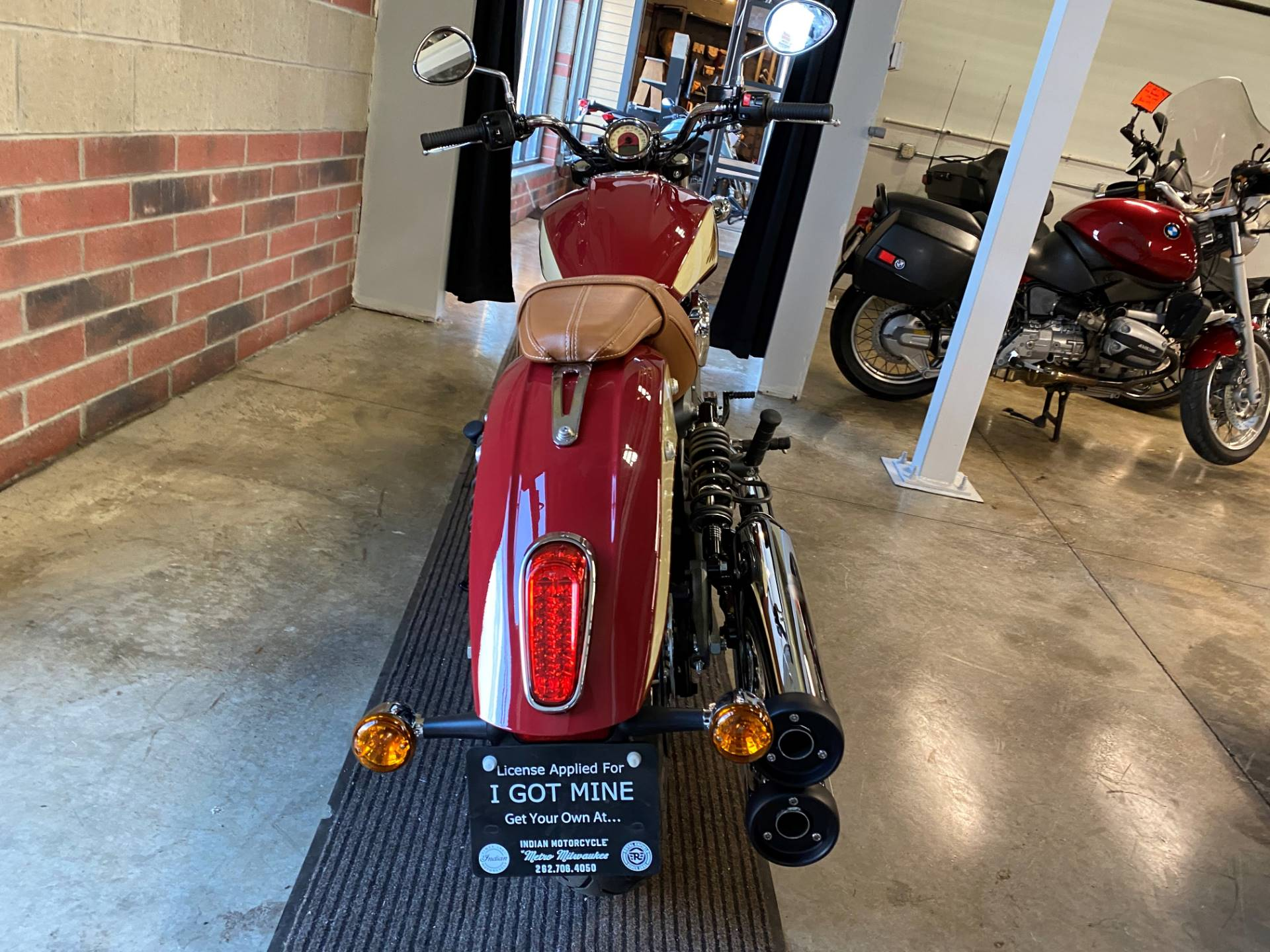 2020 Indian Scout® ABS in Muskego, Wisconsin - Photo 9