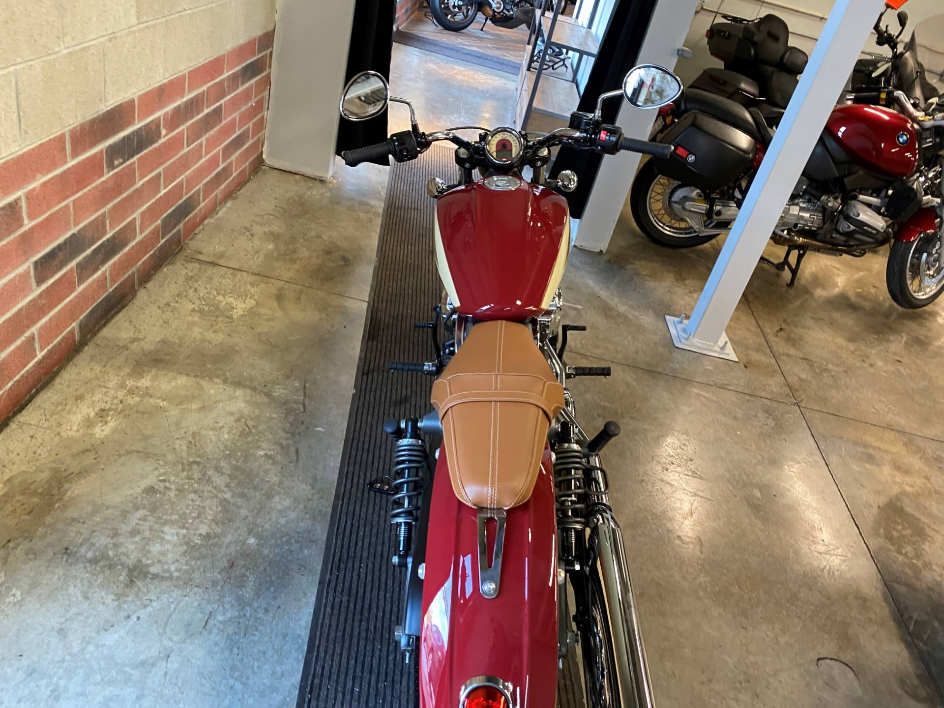 2020 Indian Scout® ABS in Muskego, Wisconsin - Photo 10