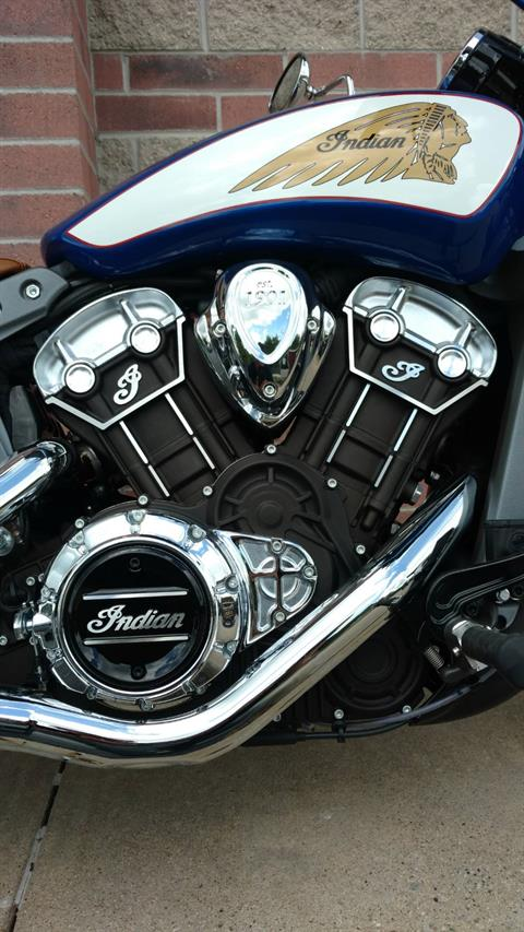 2017 Indian Scout® ABS in Muskego, Wisconsin