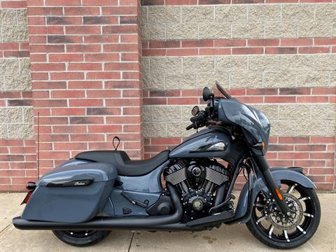 2021 Indian Chieftain® Dark Horse® Icon in Muskego, Wisconsin - Photo 1
