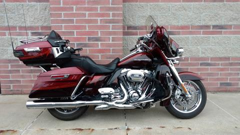 2014 Harley-Davidson CVO™ Limited in Muskego, Wisconsin