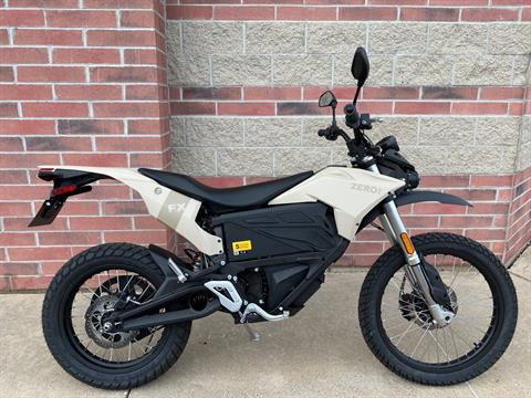 2020 Zero Motorcycles FX ZF7.2 Integrated in Muskego, Wisconsin - Photo 1