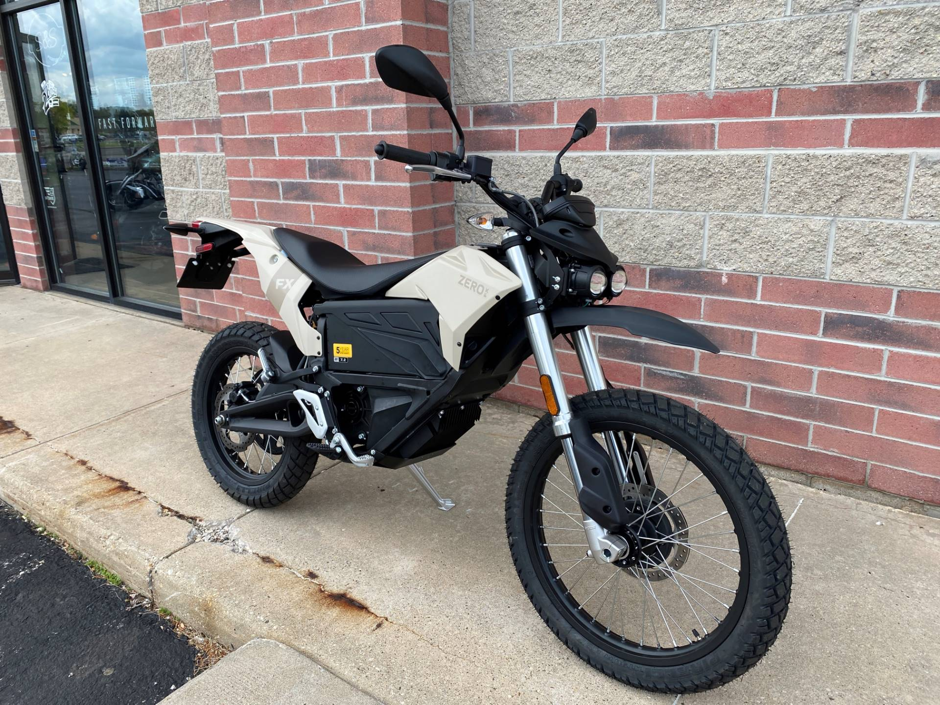 2020 Zero Motorcycles FX ZF7.2 Integrated in Muskego, Wisconsin - Photo 2
