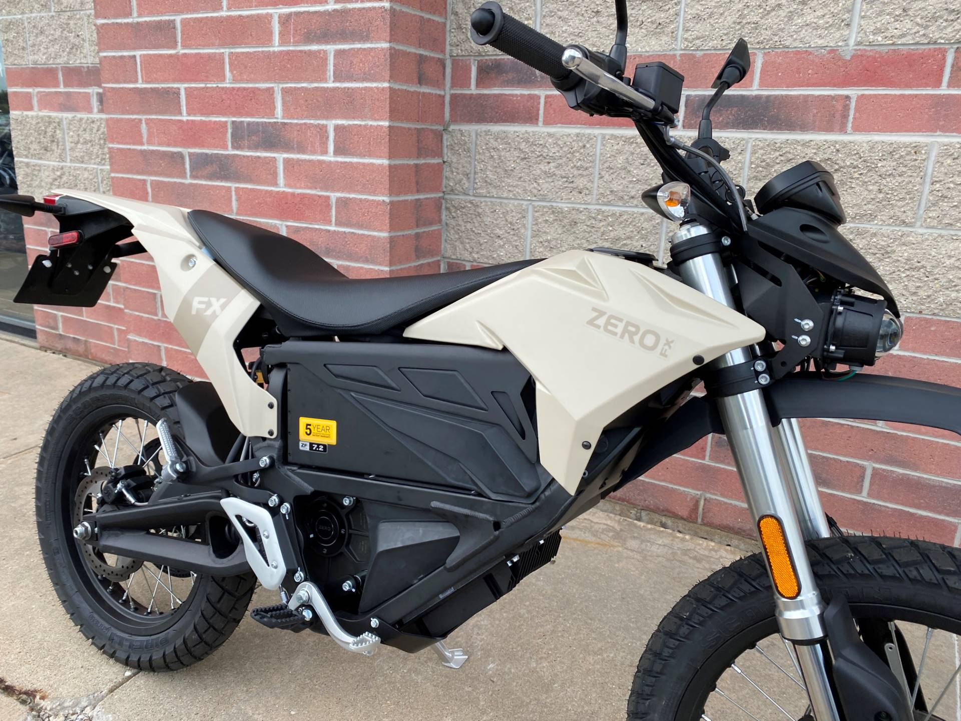 2020 Zero Motorcycles FX ZF7.2 Integrated in Muskego, Wisconsin - Photo 5