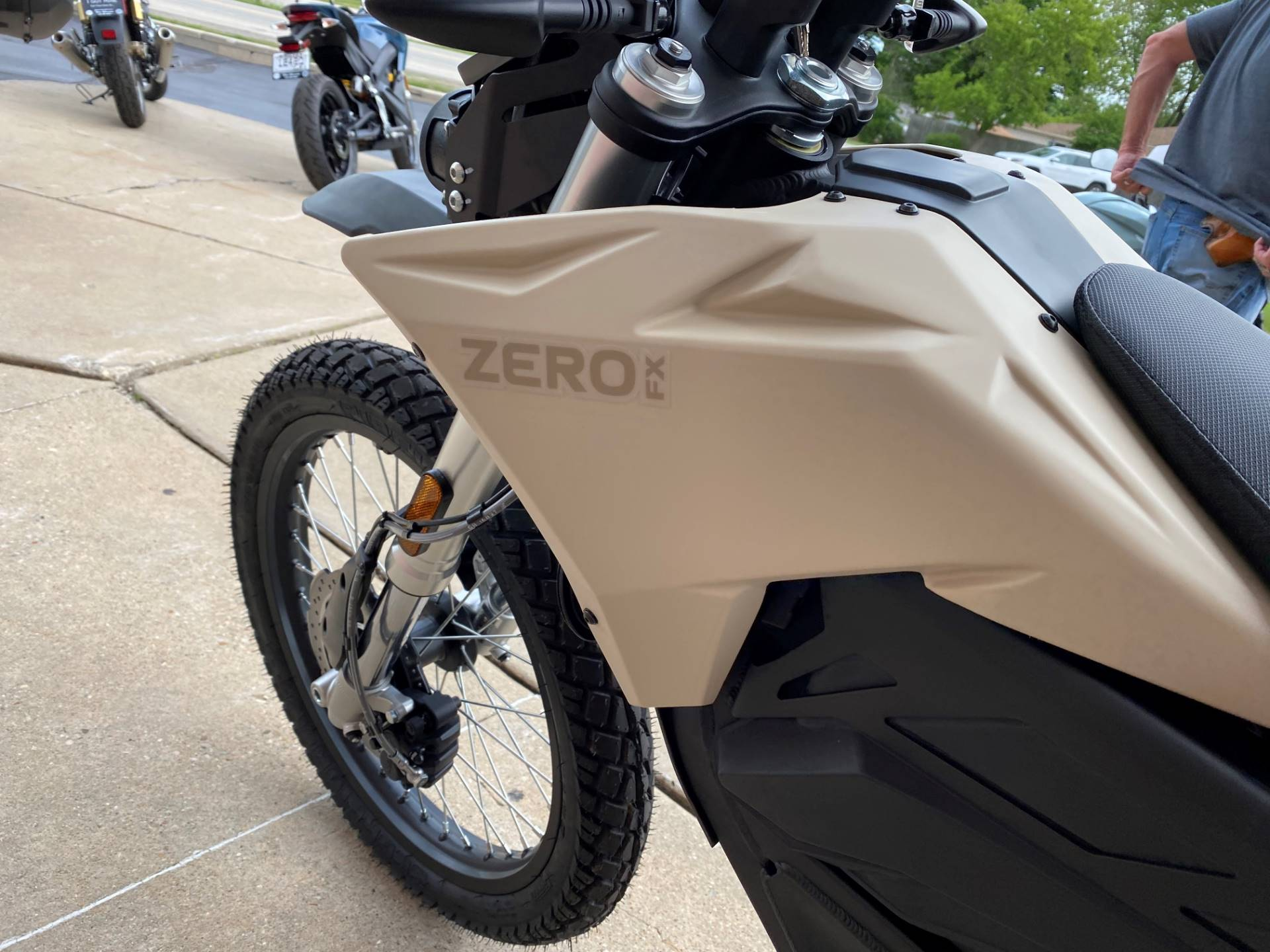 2020 Zero Motorcycles FX ZF7.2 Integrated in Muskego, Wisconsin - Photo 13