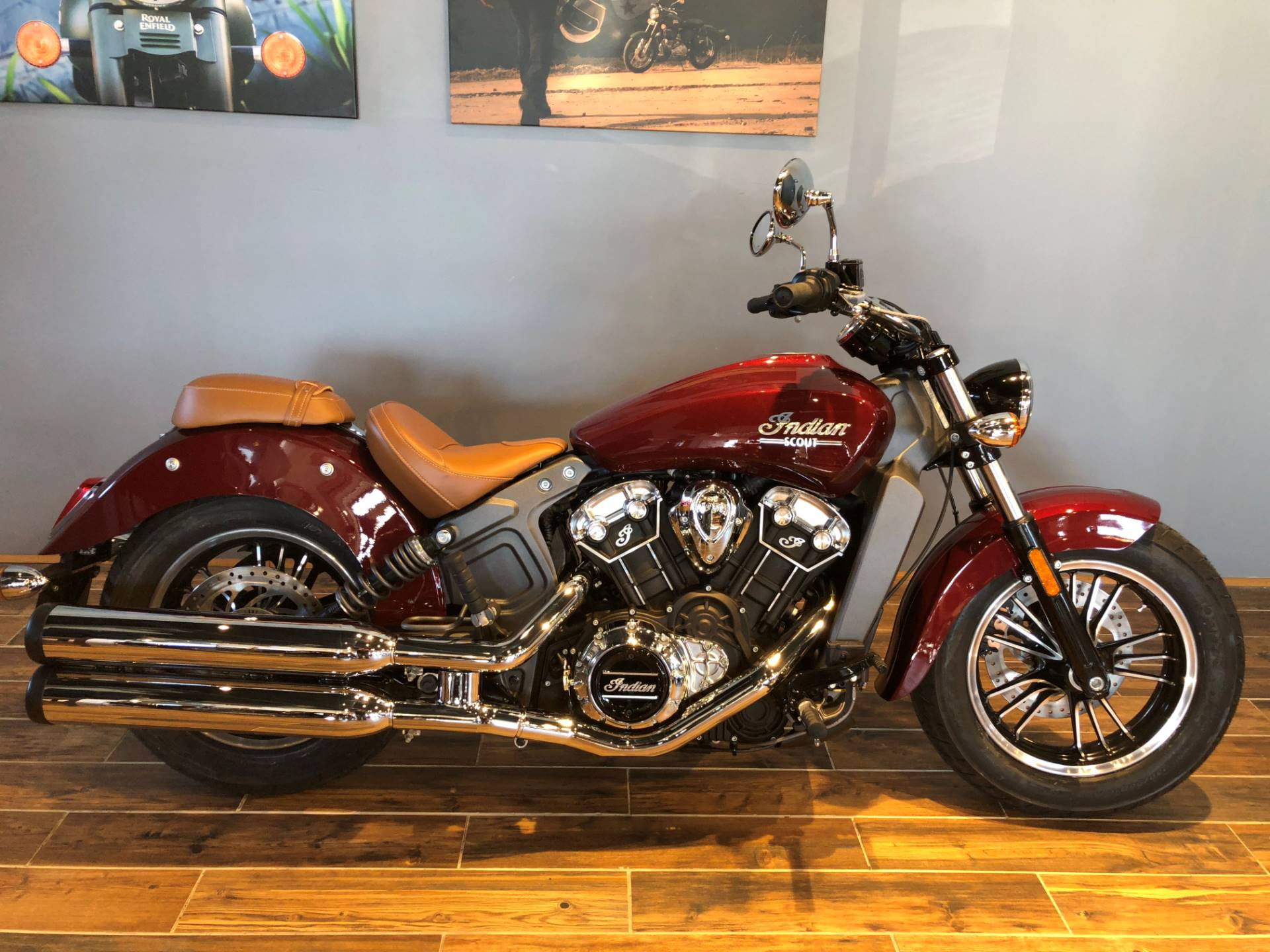 2018 Indian Scout® ABS in Muskego, Wisconsin - Photo 1