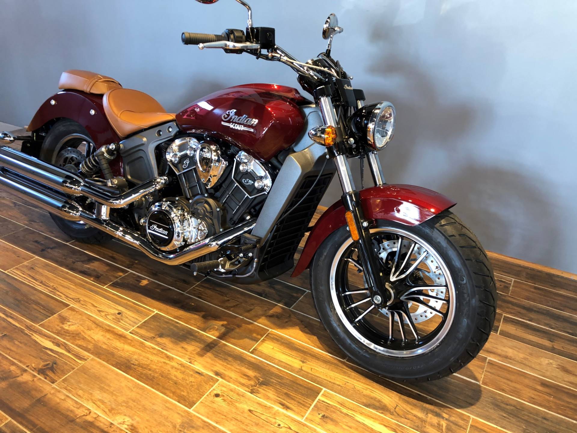 2018 Indian Scout® ABS in Muskego, Wisconsin - Photo 2