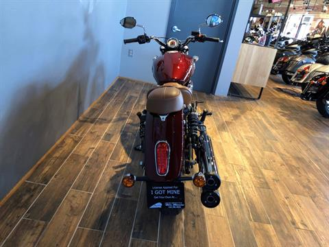 2018 Indian Scout® ABS in Muskego, Wisconsin - Photo 8