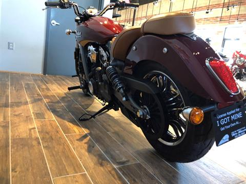 2018 Indian Scout® ABS in Muskego, Wisconsin - Photo 9