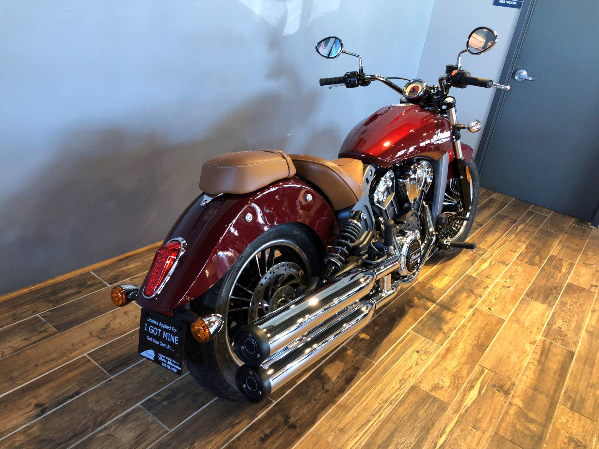 2018 Indian Scout® ABS in Muskego, Wisconsin - Photo 7