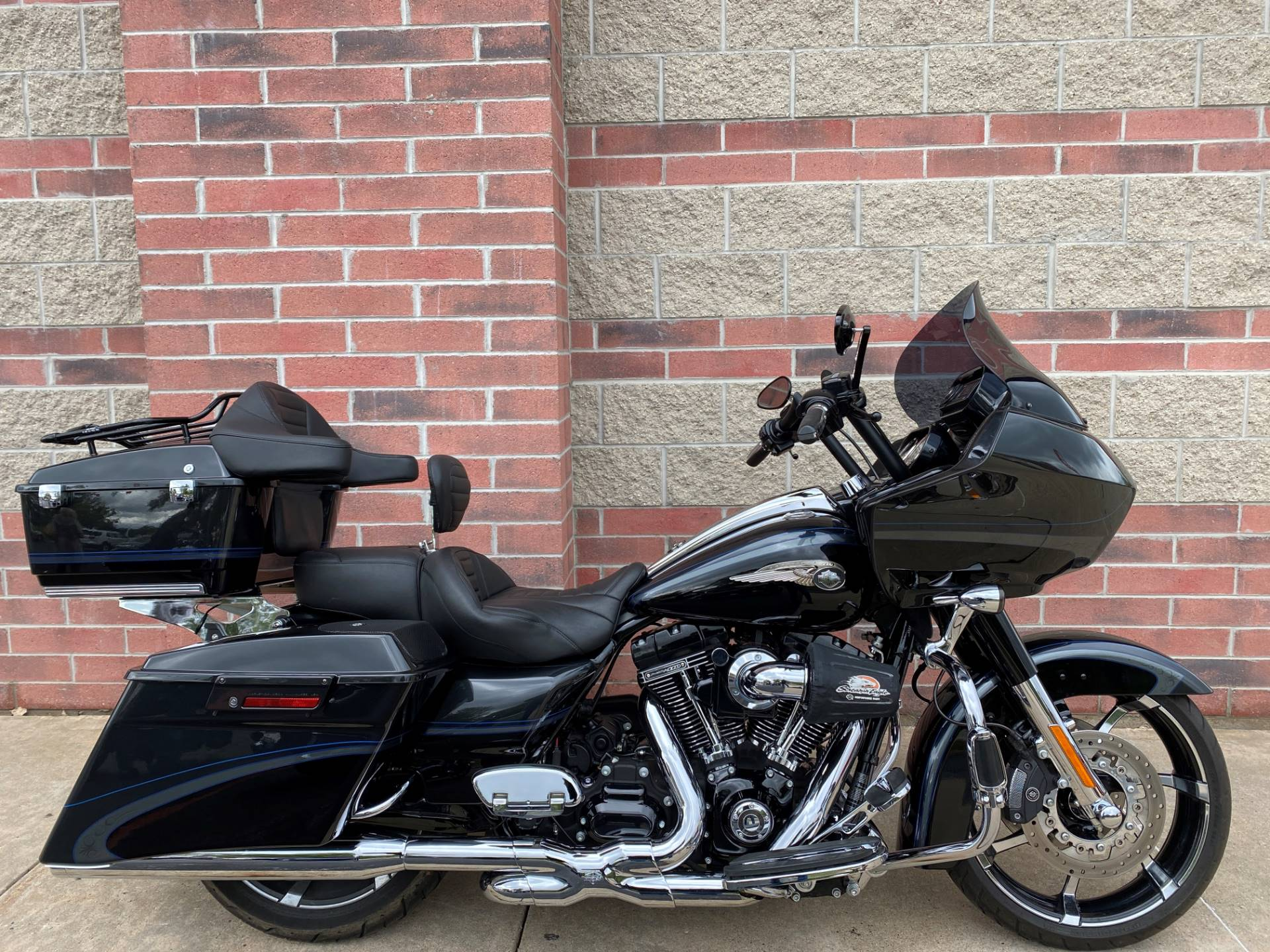 2013 Harley-Davidson CVO™ Road Glide® Custom 110th Anniversary Edition in Muskego, Wisconsin - Photo 1