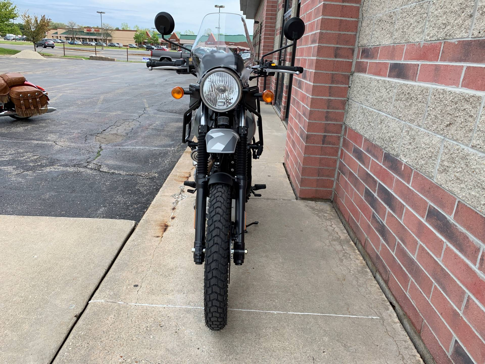 2019 Royal Enfield Himalayan 411 EFI ABS in Muskego, Wisconsin - Photo 3