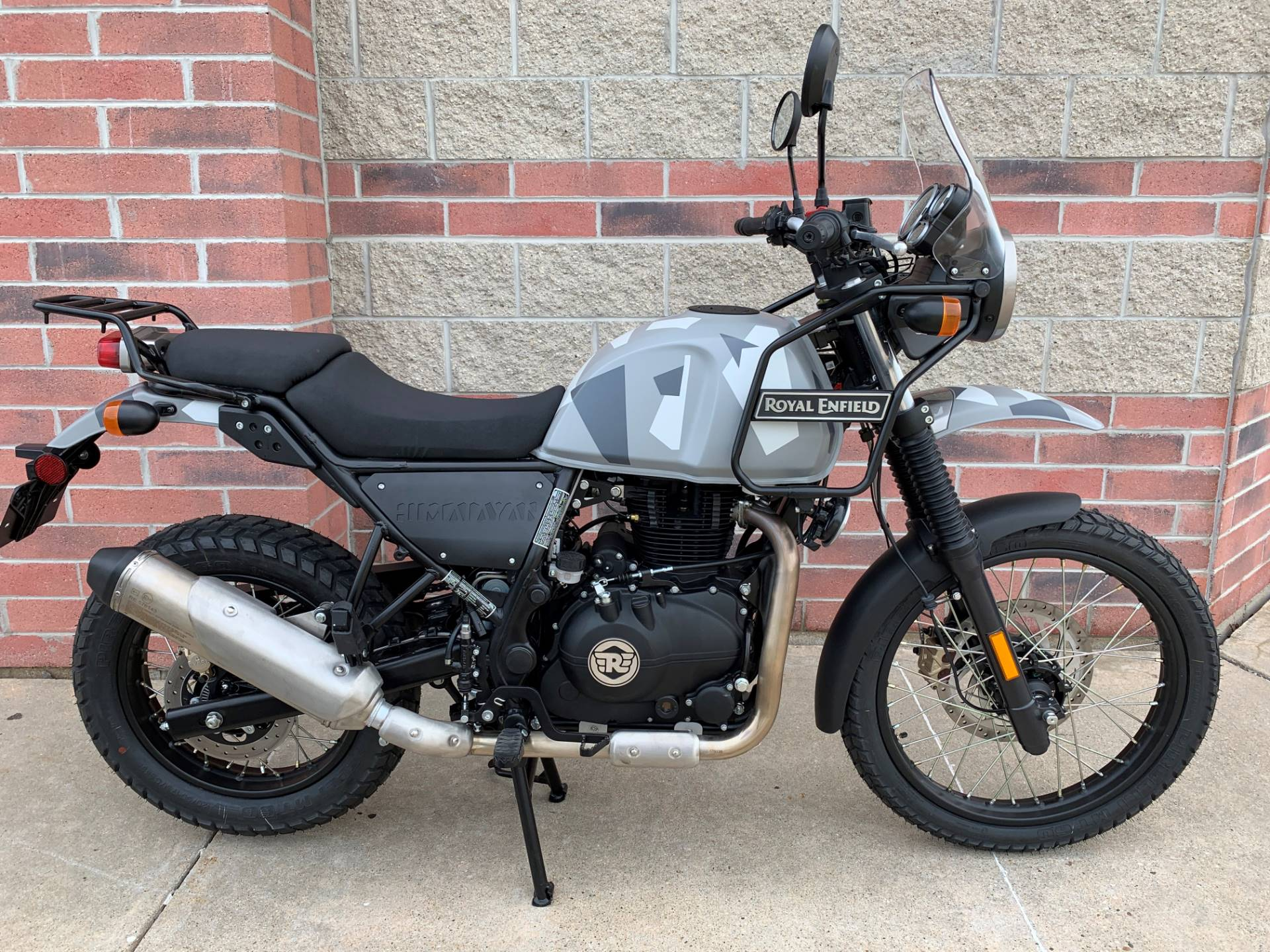 2019 Royal Enfield Himalayan 411 EFI ABS in Muskego, Wisconsin - Photo 1