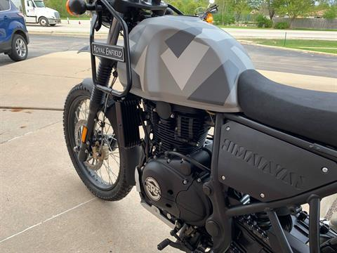 2019 Royal Enfield Himalayan 411 EFI ABS in Muskego, Wisconsin - Photo 7