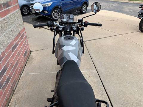 2019 Royal Enfield Himalayan 411 EFI ABS in Muskego, Wisconsin - Photo 8