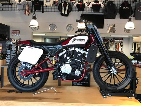 2017 Indian Scout FTR 750 in Muskego, Wisconsin