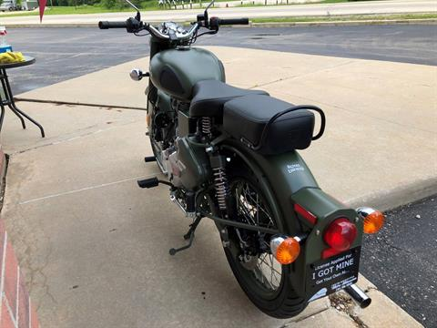 2018 Royal Enfield Classic Battle Green ABS (CA) in Muskego, Wisconsin