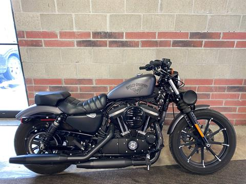 2017 Harley-Davidson Iron 883™ in Muskego, Wisconsin - Photo 1