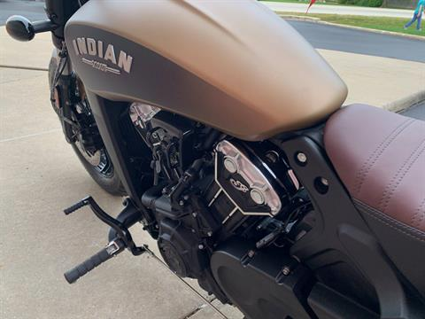 2019 Indian Scout® Bobber ABS Icon Series in Muskego, Wisconsin - Photo 11
