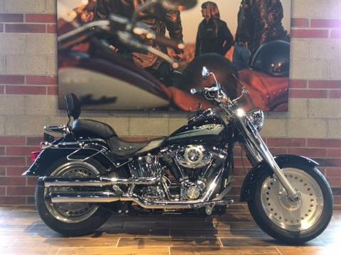 2009 Harley-Davidson Softail® Fat Boy® in Muskego, Wisconsin