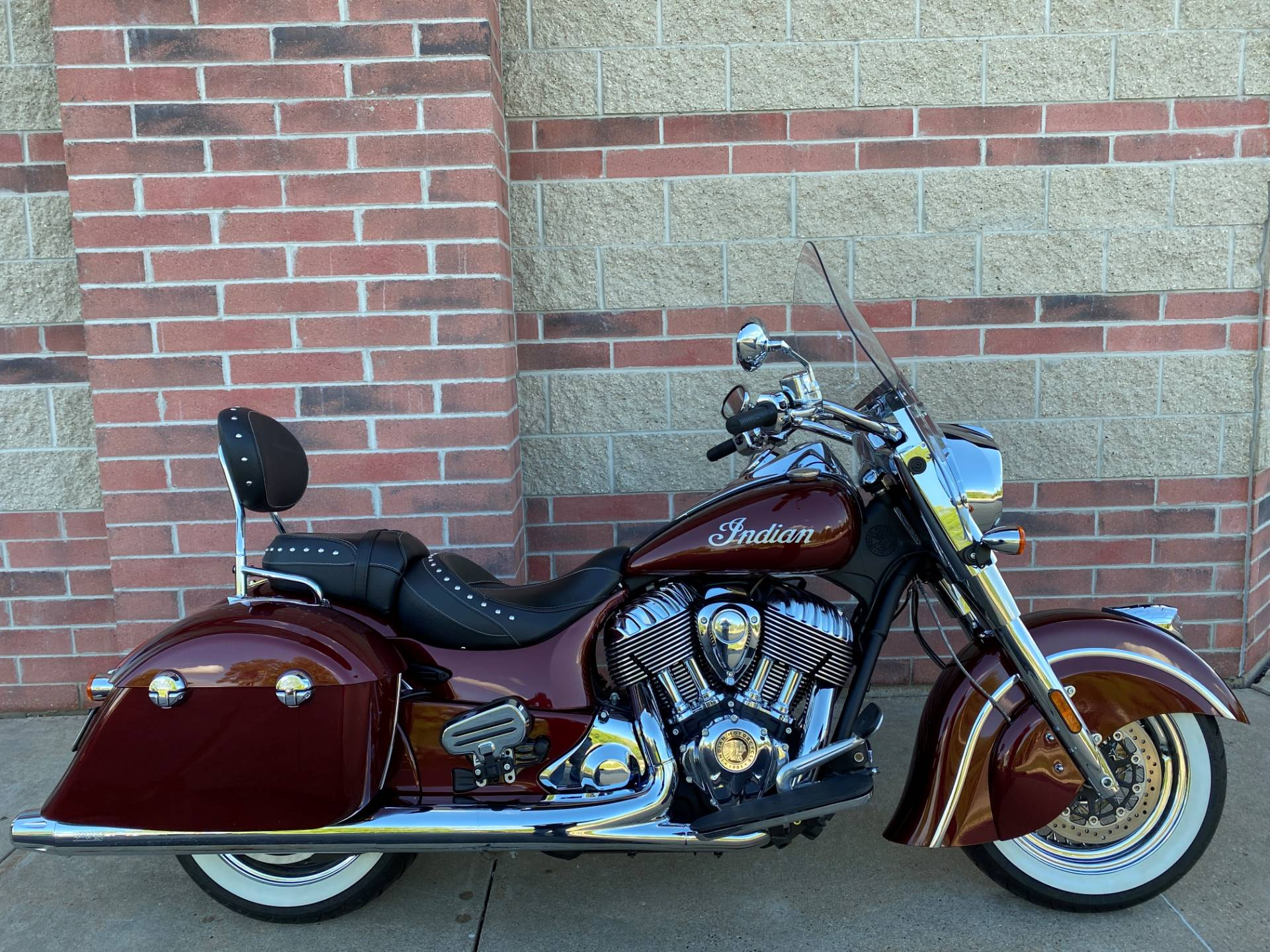 2018 Indian Chief® Classic ABS in Muskego, Wisconsin - Photo 1