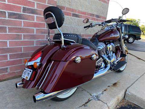 2018 Indian Chief® Classic ABS in Muskego, Wisconsin - Photo 8