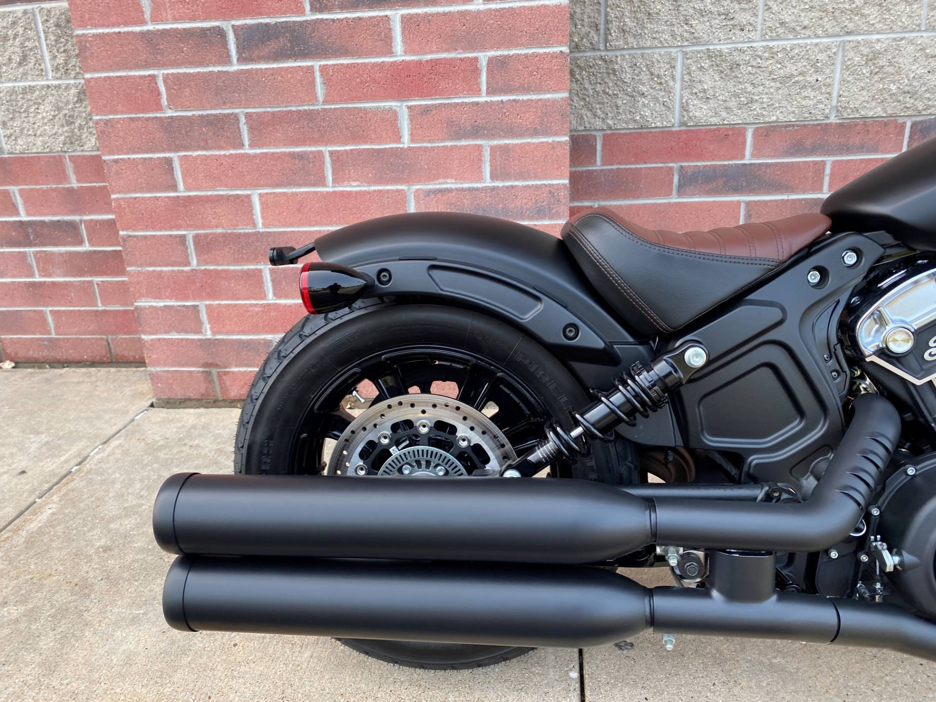 2021 Indian Scout® Bobber ABS in Muskego, Wisconsin - Photo 7