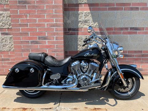 2019 Indian Springfield® ABS in Muskego, Wisconsin - Photo 1