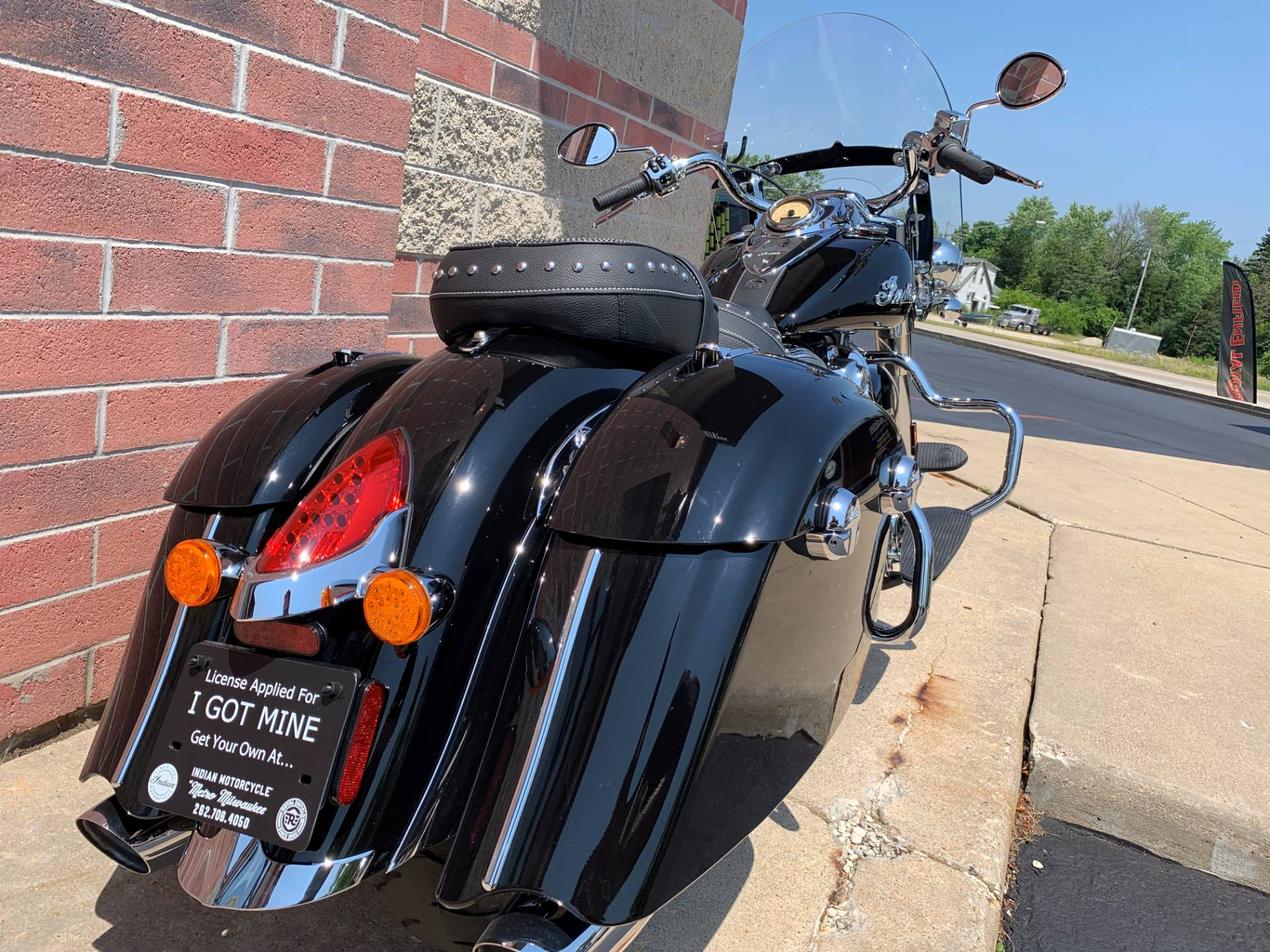 2019 Indian Springfield® ABS in Muskego, Wisconsin - Photo 9