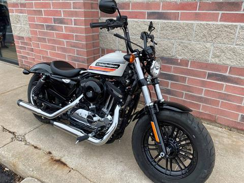 2018 Harley-Davidson Forty-Eight® Special in Muskego, Wisconsin - Photo 2