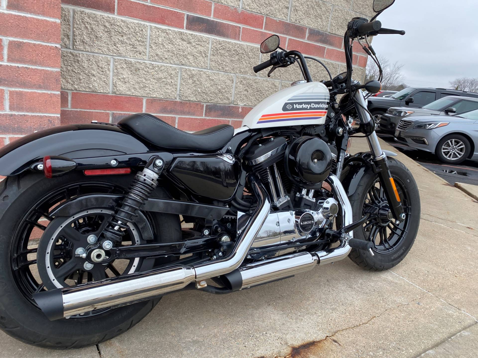 2018 Harley-Davidson Forty-Eight® Special in Muskego, Wisconsin - Photo 8