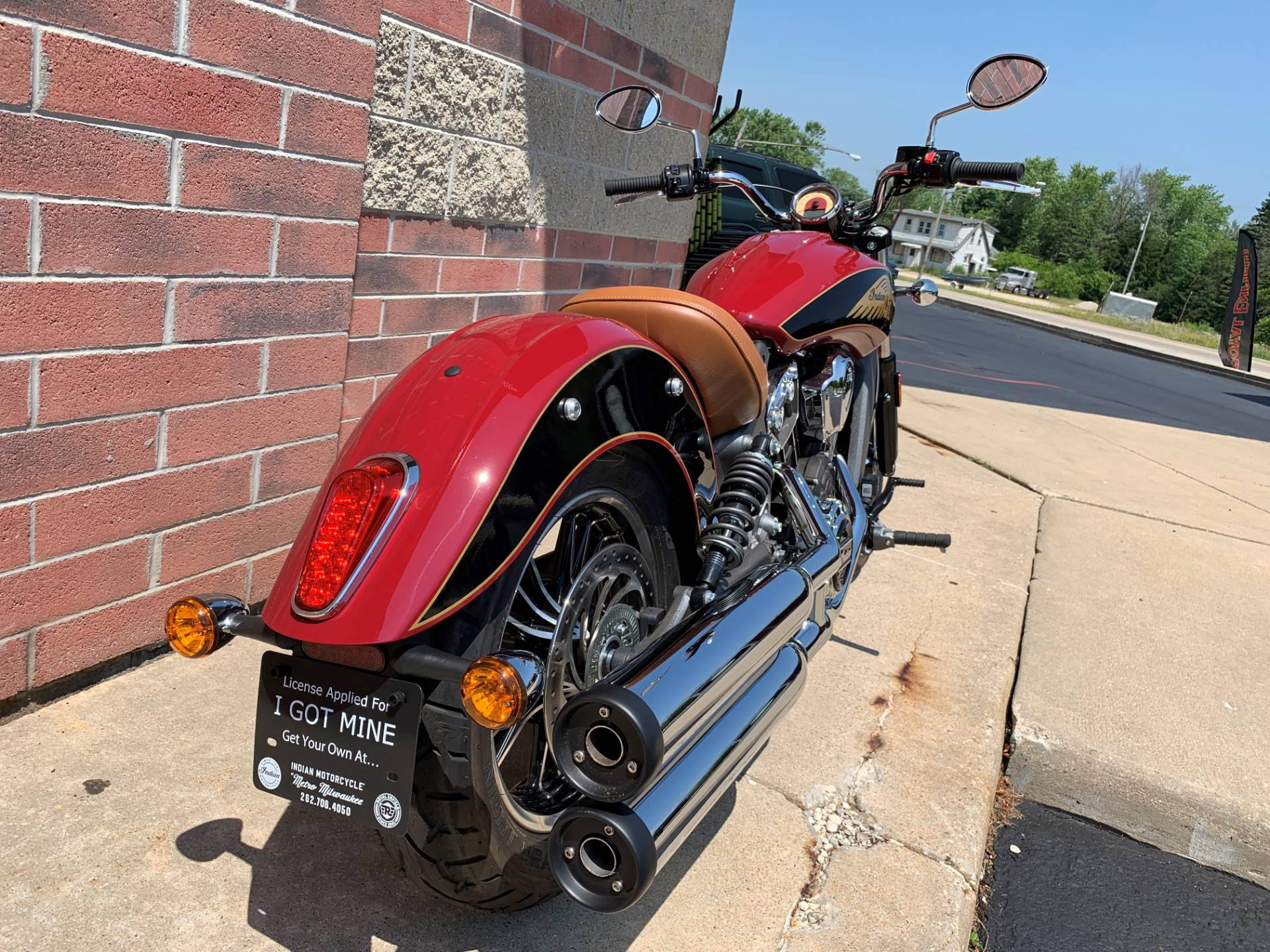 2019 Indian Scout® ABS in Muskego, Wisconsin - Photo 9