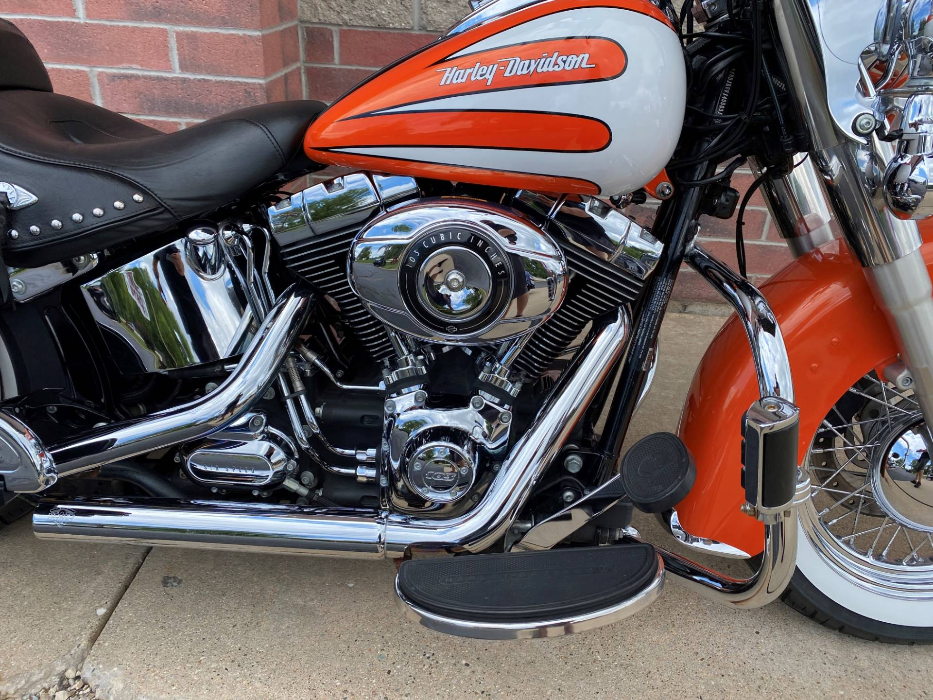 2013 Harley-Davidson Heritage Softail® Classic in Muskego, Wisconsin - Photo 5