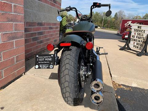 2020 Indian Scout® Bobber Twenty ABS in Muskego, Wisconsin - Photo 9