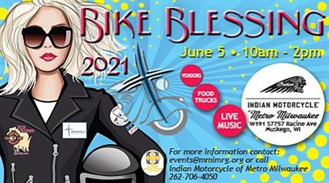 MMIMRG Bike Blessing with Brookfield Lutheran Church