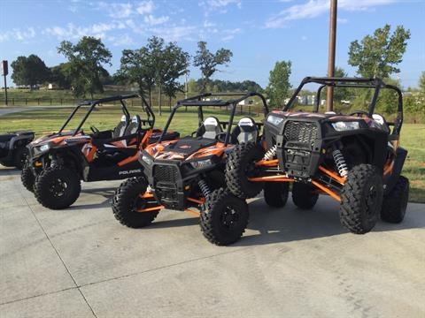 2017 Polaris RZR S 1000 EPS in Sapulpa, Oklahoma