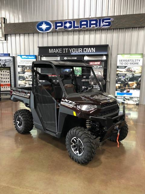 2020 Polaris Ranger XP 1000 Texas Edition in Sapulpa, Oklahoma - Photo 1