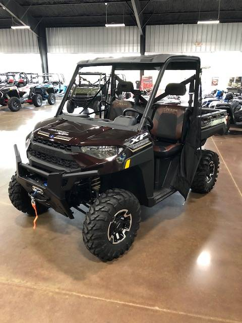 2020 Polaris Ranger XP 1000 Texas Edition in Sapulpa, Oklahoma - Photo 2