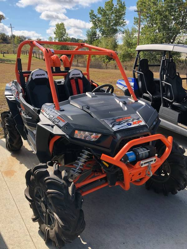 2015 Polaris HIGH LIFTER in Sapulpa, Oklahoma - Photo 1