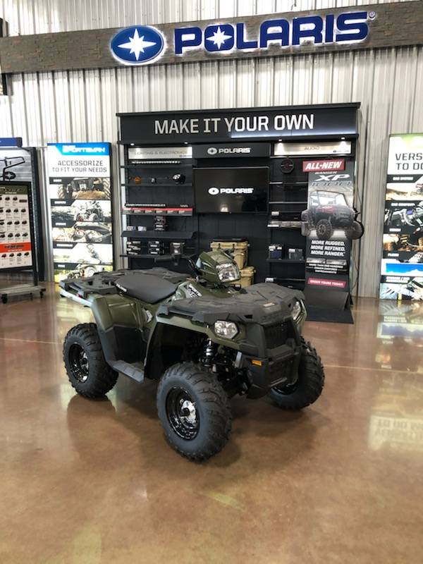 2019 Polaris Sportsman 450 H.O. in Sapulpa, Oklahoma - Photo 1