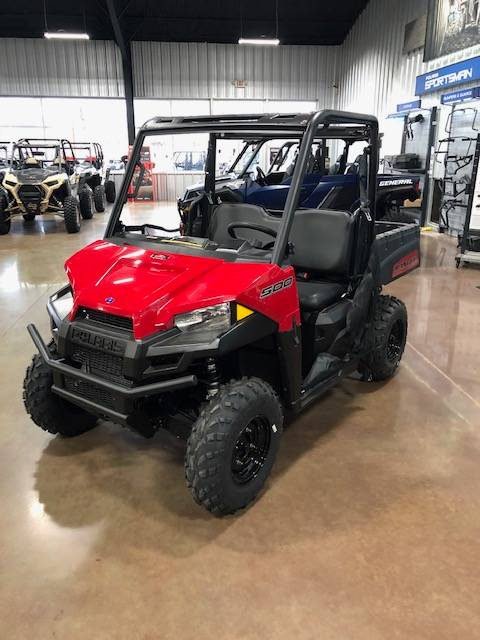 2020 Polaris Ranger 500 in Sapulpa, Oklahoma - Photo 2