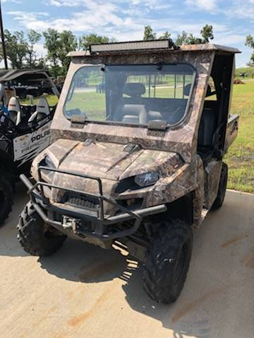 2011 Polaris Ranger XP® 800 in Sapulpa, Oklahoma