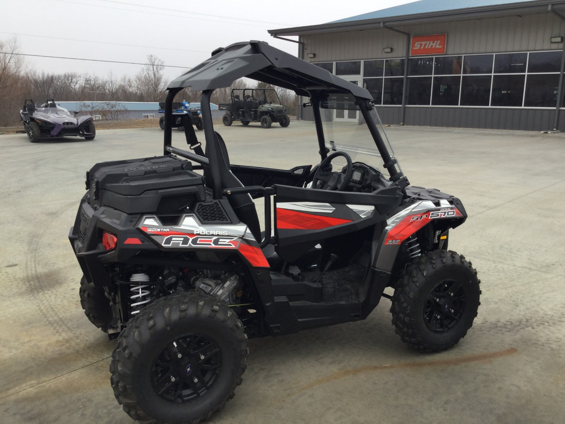 2017 Polaris Ace 570 SP in Sapulpa, Oklahoma