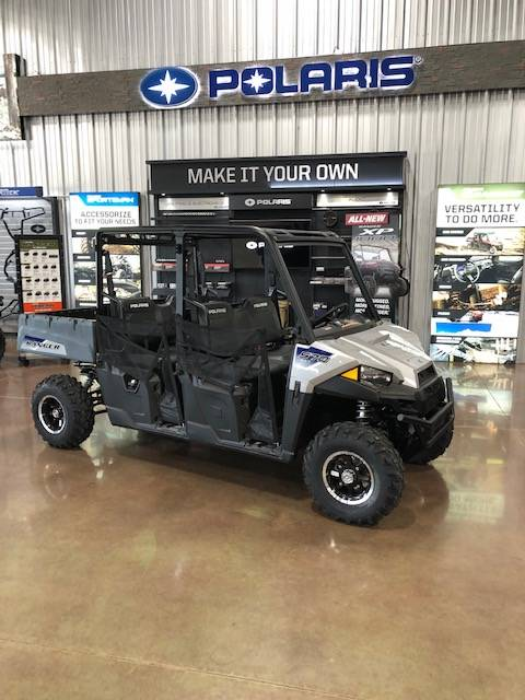 2020 Polaris Ranger Crew 570-4 EPS in Sapulpa, Oklahoma - Photo 1