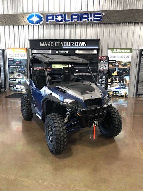 2020 Polaris General XP 1000 Deluxe Ride Command Package in Sapulpa, Oklahoma - Photo 1