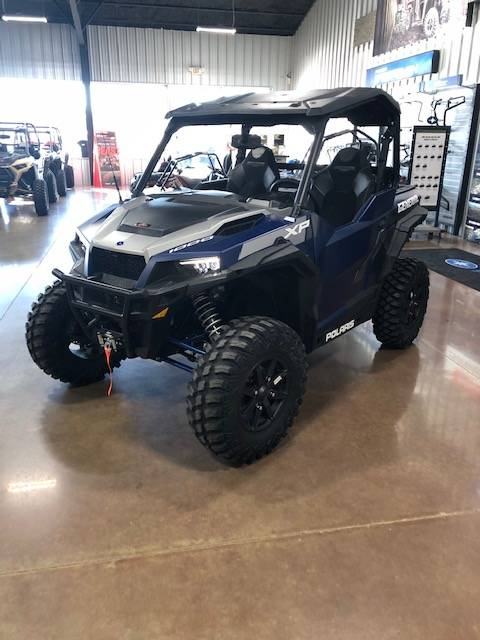 2020 Polaris General XP 1000 Deluxe Ride Command Package in Sapulpa, Oklahoma - Photo 2